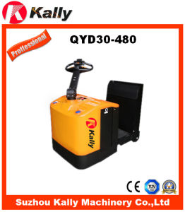Electric Towing Truck for Warehouse Equipments (QYD30-480) pictures & photos