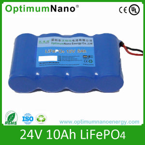 Rechargeable 12V 5ah Lithium Battery for UPS pictures & photos