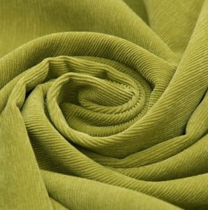 21 Wales Cotton Spandex Stretch Corduroy Fabric pictures & photos
