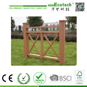 Waterproof Eco-Friendly Outdoor WPC Railing pictures & photos