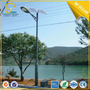 China Energy Saving Lamp 9m Pole 80W Solar Street Light pictures & photos