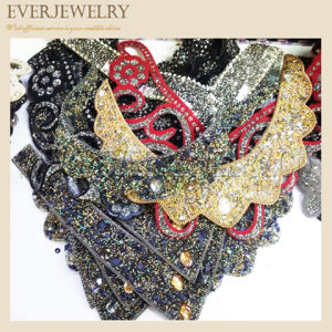 Rhinestone Hot Fix Mesh for Shoes Decorationi pictures & photos