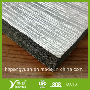 Metalized Polyester or Aluminum Foil Insulation Laminated with EPE Foam pictures & photos