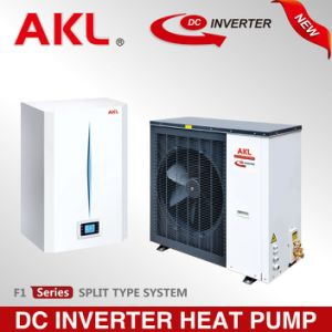 Air to Water Heat Pump, Low Temp Split DC Inverter pictures & photos