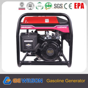 3kw Portable Gasoline Generator with New Design pictures & photos