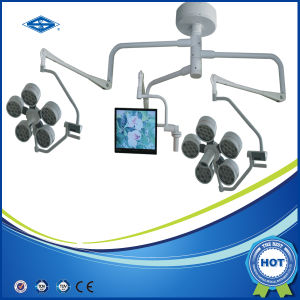 Surgical Shadowless Operation Light Mobile Stand LED (YD02-LED3S) pictures & photos