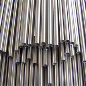 AISI Stainless Steel Tube Decorative Tubing No. 4 Brushed Finish for Railing and Handrail Pipe pictures & photos