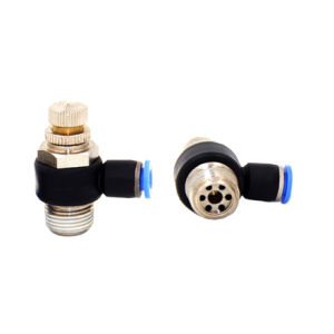Silver Pneumatic PC Type Connector for Water Treatment and Mining pictures & photos