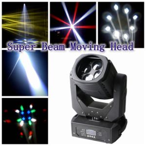 4*25W Super Bright LED Beam Wash Moving Head Light