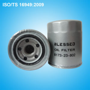Auto Oil Filter 8173-23-802 for Mazda pictures & photos