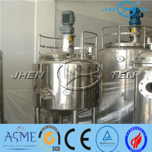 Stainless Steel Food Beverage Agitator Tank System pictures & photos