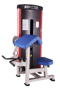 Biceps Curl Fitness Machine Bd-006 pictures & photos