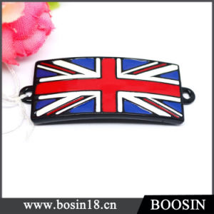 Fashion Style Custom Metal Union Jack Custom Belt Buckle for Men pictures & photos