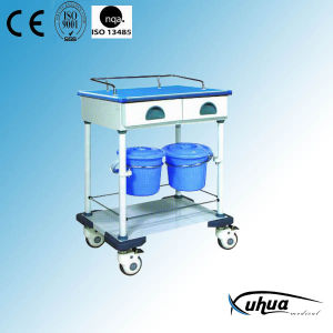 Medical Emergency Trolley, Hospital Treatment Trolley (N-1) pictures & photos