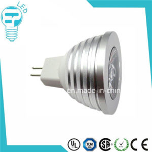Factory Direct Sales 3W LED Spotlight pictures & photos