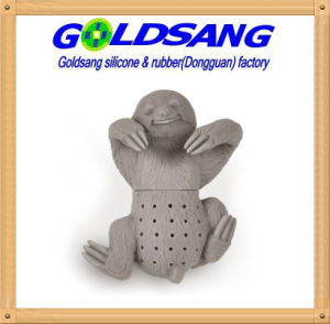 2016 New Design Cute Sloth Silicone Tea Infuser pictures & photos