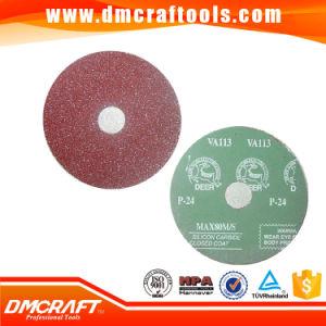Resin Abrasive Disc Fiber Sanding Disc Fiber Disc pictures & photos