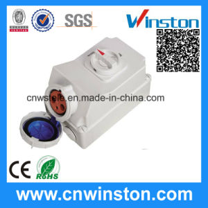 63A 3/4/5 Pin Industrial Switch Socket with CE pictures & photos