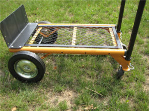 Multifunctional Rubbish Collector Trolley pictures & photos