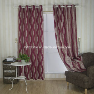 2016 Hot Modern Style Embroidery Like Window Curtain pictures & photos