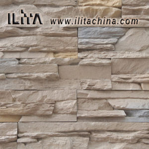 Solid Surface Cultured Construction Decorative Thin Stone Stack (YLD-63028)