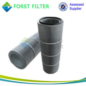 Forst Dust Collector Flange Shot Blasting Filter Cartridge pictures & photos