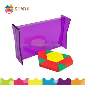 Educational Toy Plastic Math Centimeter Connecting Cubes for Kids pictures & photos