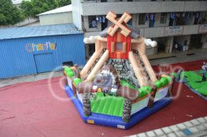 Excellent Farm Land Inflatable Amusement Park Obstacle Bouncy Castle (CHOB334) pictures & photos
