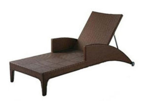 High Quality Rattan Beach Chair (CL-1021) pictures & photos