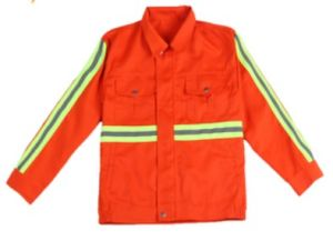 Safety Jackets with High Luster Reflective Tape pictures & photos