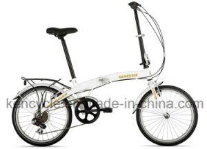 """Fation 20""""Gear Aluminum Alloy Light Folding Bike/Floding Bicycle/Special Bike pictures & photos"""