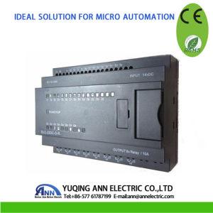 Ethernet CPU PLC Elc-22DC-Da-R-N-HMI Ce RoHS pictures & photos