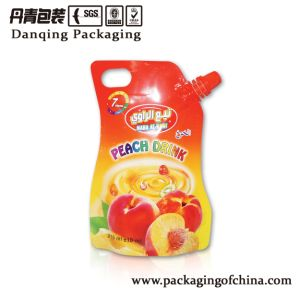 Special Shape Stand up Injection Pouch for Juice pictures & photos