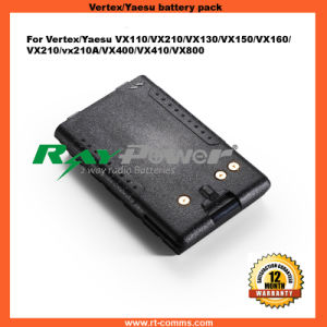 Walkie Talkie Rechargeable Fnb-V94 Ni-MH Battery for Vertex Vx414/Vx417 pictures & photos