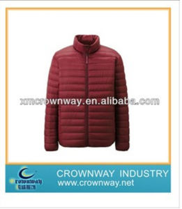 Mens Winter Waterproof Outdoor Down Jacket with High Quality pictures & photos