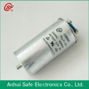 Hot Sale Top Quality Best Price Cbb65 Capacitor 50+5 UF pictures & photos