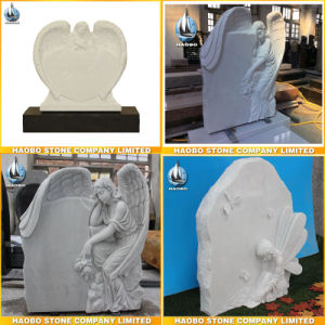 Quality Angel Memorial and Headstone Custom Design pictures & photos