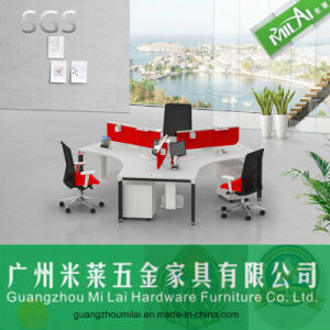 Modern Height Adjustable Office Furniture Office Computer Desk pictures & photos