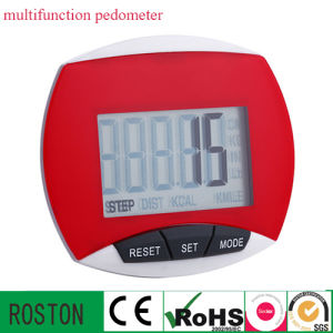 LED Multifuction Pedometer