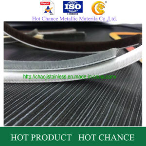 Non-Silicide Felt Seal Strip and Weather Seal Strip pictures & photos