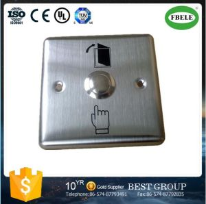 Panic Alarm Button Door Panic Button Door Exit Button pictures & photos