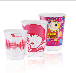 8oz Double Wall Coffee Cup with Customized Logo pictures & photos