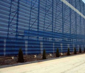 Wind Sound Break Barrier Factory in China