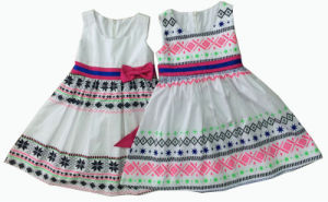 High Quality Fashion Dress in Children Clothing (SQD-136-141) pictures & photos