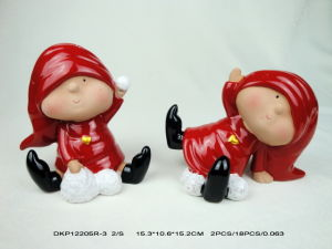 Ceramic Craft Children for Chirstmas Gift Items pictures & photos