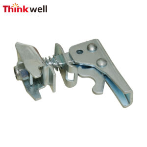 Galvanized Steel Channel Straight Tongue Hitch Trailer Coupler pictures & photos