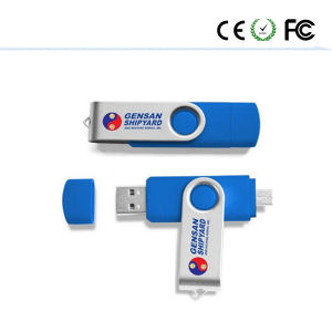 2016 Multi-Functions Smartphone OTG USB, OTG USB Flash Drives pictures & photos