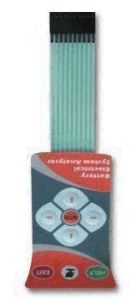 Membrane Switch with 25 to 100mA Contact Current pictures & photos