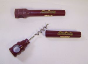 Promotional Gift Corkscrew with Laser Logo (op-009) pictures & photos