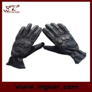 Swat Full Finger Airsoft Paintball Tactical Gear Gloves pictures & photos